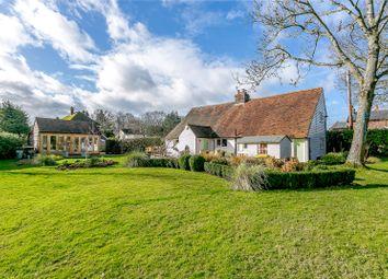 Thumbnail 4 bed detached house for sale in Long Barn Road, Weald, Sevenoaks, Kent