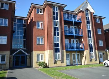 Thumbnail 1 bed flat for sale in Ensign Court, Westgate Road, Lytham St. Annes