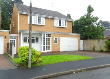 Thumbnail 4 bed detached house for sale in Porter Close, Sutton Coldfield