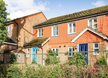 Thumbnail 2 bed terraced house for sale in Curling Way, Newbury