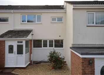 Thumbnail 3 bed terraced house to rent in Velland Avenue, Barton, Torquay, Devon.