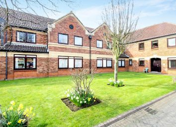 Thumbnail 2 bed flat for sale in Taylors Field, Kings Mill Road, Driffield