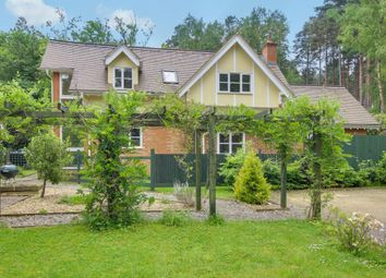 Thumbnail 3 bed detached house for sale in Pirbright Road, Normandy