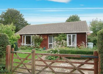 Thumbnail 2 bed detached bungalow for sale in Moon Hill, Shepherdswell, Dover