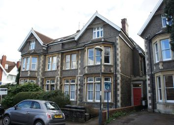Thumbnail 1 bed flat to rent in The Quadrant, Redland, Bristol