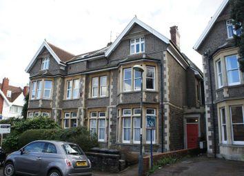 Thumbnail 1 bedroom flat to rent in The Quadrant, Redland, Bristol