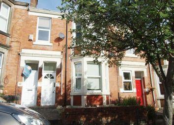 Thumbnail 3 bedroom flat to rent in Greystoke Avenue, Sandyford, Newcastle Upon Tyne
