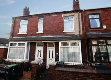 Thumbnail 3 bed terraced house for sale in Wade Street, Stoke-On-Trent, Staffordshire