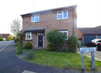 Thumbnail 3 bed detached house to rent in Swift Close, Deeping St James, Peterborough, Lincolnshire