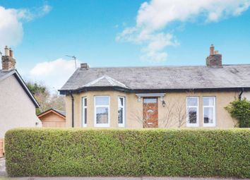 Thumbnail 2 bed semi-detached bungalow for sale in Broadhurst Road, Dalkeith