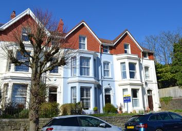 Thumbnail 6 bedroom terraced house for sale in Eaton Crescent, Uplands, Swansea.