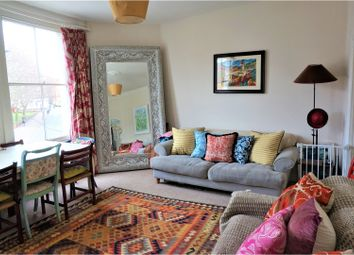Thumbnail 3 bed flat for sale in Greyhound Road, London