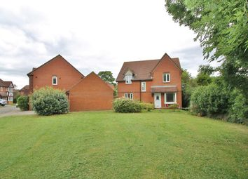 Thumbnail 4 bed detached house to rent in The Maltings, Tingewick, Buckingham