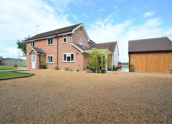 Thumbnail 3 bed detached house for sale in Sadlers End, Sindlesham