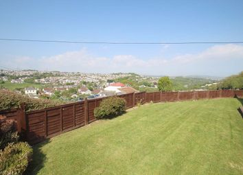 Thumbnail 4 bed detached bungalow for sale in Windsor Road, Higher Compton, Plymouth