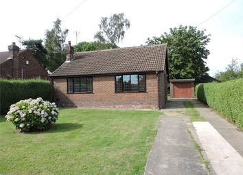 Thumbnail 2 bed detached bungalow to rent in Red Lane, South Normanton, Alfreton, Derbyshire