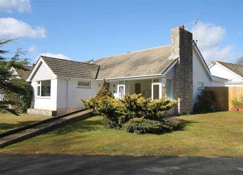 Thumbnail 3 bed detached bungalow for sale in Jesmond Avenue, Highcliffe, Christchurch, Dorset