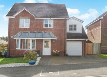 Thumbnail 4 bed detached house to rent in Thirlfield Wynd, Livingston