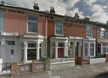Thumbnail 4 bed terraced house to rent in Shearer Road, Portsmouth