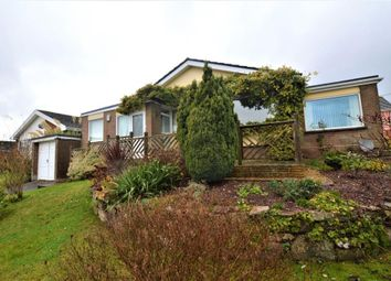 Thumbnail 3 bed detached bungalow for sale in Moor View, North Tawton
