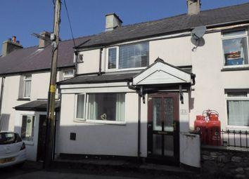 Thumbnail 2 bed terraced house for sale in New Street, Deiniolen, Caernarfon