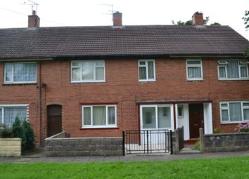 Thumbnail 3 bed town house for sale in Algar Road, Stoke-On-Trent