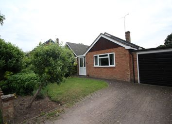 Thumbnail 2 bed bungalow to rent in Compton Road, Fleet, Hampshire