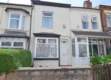 Thumbnail 2 bed terraced house for sale in Kings Road, Kings Heath, Birmingham
