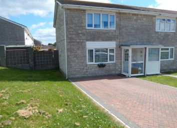 Thumbnail 3 bed end terrace house for sale in Haylands, Portland