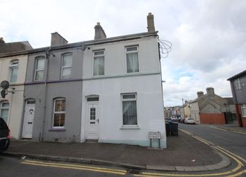 Thumbnail 2 bed terraced house for sale in Alfred Street, Bangor