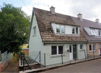 Thumbnail 2 bed terraced house for sale in Manse Road, Caputh