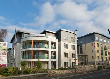 Thumbnail 1 bed flat for sale in Tregolls Lodge, St Clements Hill, Truro, Cornwall