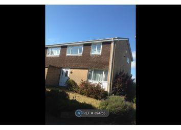 Thumbnail 3 bed semi-detached house to rent in Trevillis Park, Liskeard