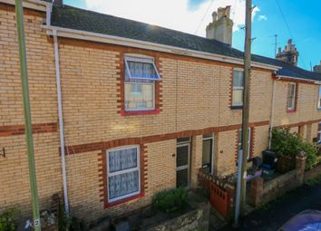 Thumbnail 2 bed terraced house for sale in Netley Road, Newton Abbot