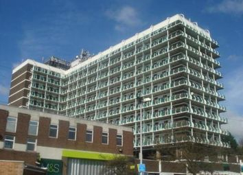 Thumbnail 1 bed flat for sale in Third Floor, Northampton House, Northampton