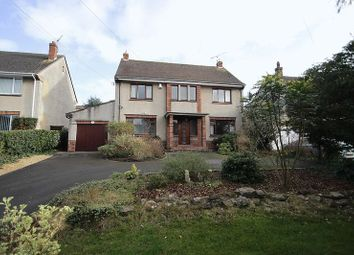 Thumbnail 4 bed detached house for sale in Wells Road, Glastonbury