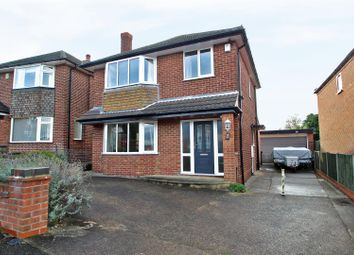 Thumbnail 3 bed detached house for sale in Welham Crescent, Arnold, Nottingham