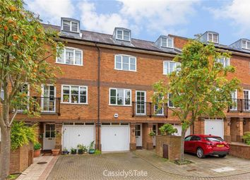 Thumbnail 3 bed terraced house to rent in Bowes Lyon Mews, St Albans, Hertfordshire
