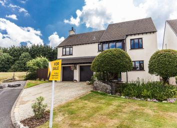 Thumbnail 4 bed detached house for sale in Howe Bank Close, Kendal