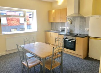 Thumbnail 1 bed flat to rent in Victoria Road, Mexborough
