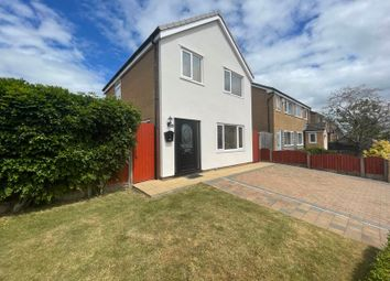 Thumbnail 3 bed detached house for sale in Back Lane, Longton, Preston