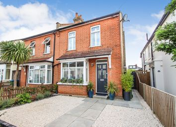 Thumbnail 3 bed semi-detached house for sale in Green Lane, West Molesey