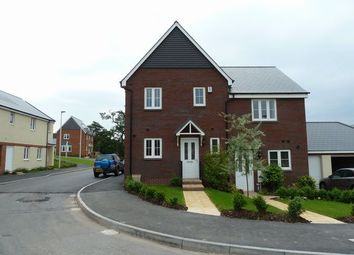 Thumbnail 3 bedroom semi-detached house to rent in Betjeman Close, Sidford, Sidmouth