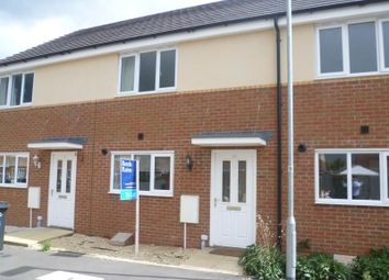Thumbnail 2 bed terraced house to rent in Bredon Hill View, Evesham