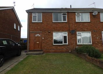 Thumbnail 3 bedroom semi-detached house for sale in Malvern Close, Ipswich