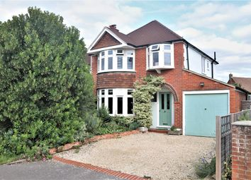 Thumbnail 3 bed detached house for sale in Woodcote Way, Caversham, Reading, Berkshire