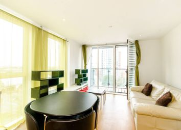 Thumbnail 2 bed flat to rent in Ward Road, Stratford