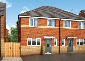 "Thumbnail 3 bed property for sale in ""The Kellington At Limehurst Village Phase 2 "" at Rowan Tree Road, Oldham"