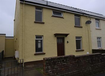 Thumbnail 4 bed semi-detached house for sale in Priory Ville, Milford Haven