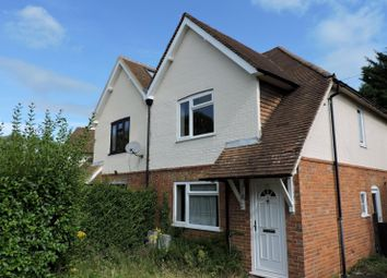 Thumbnail 2 bed semi-detached house to rent in Raymond Crescent, Guildford
